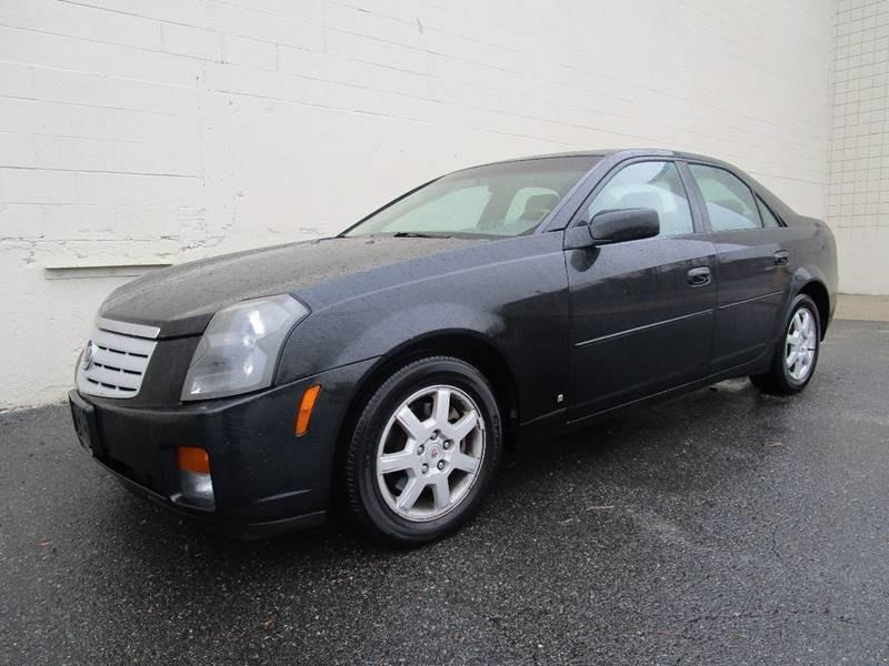 2007 Cadillac CTS Base 4dr Sedan (3.6L V6)