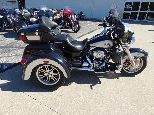 2013 Harley-Davidson Trike Tri Glide Ultra Classic FLHTCUTG