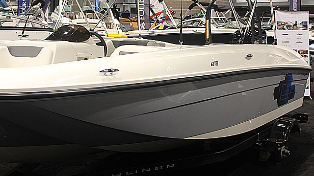 2017 Bayliner 180ELEMENT/F
