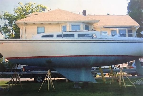 1975 Catalina 27