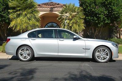 2014 BMW 7-Series Base Sedan 4-Door 2014 BMW 750Li V8 Twin Turbo, 4-Door 4.4L, M SPORT, like New, Loaded