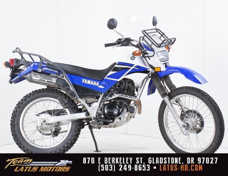 2007 Yamaha XT 225