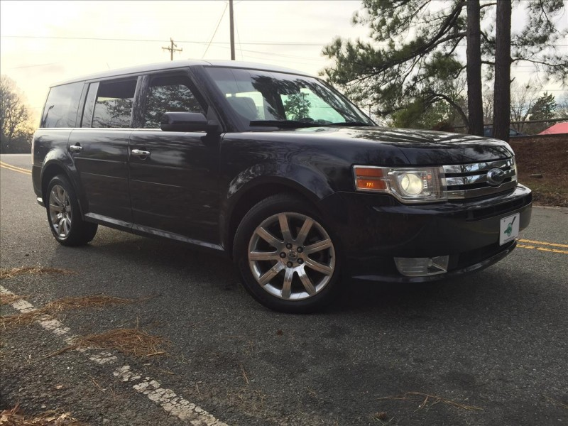 2009 Ford Flex Limited AWD Crossover 4dr