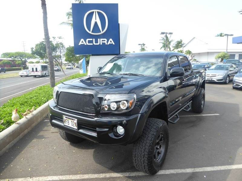 2009 Toyota Tacoma PreRunner V6 4x2 4dr Double Cab 6.1 ft. SB 5A