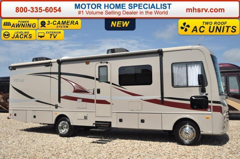 2017 Holiday Rambler Admiral XE 30U Class A RV for Sale W/ Ki
