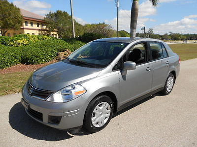 2011 Nissan Versa S Sedan 4-Door CLEAN 2011 NISSAN VERSA S SEDAN 43K MILES! RUST FREE WITH RECORDS! COROLLA CIVIC