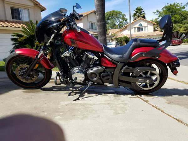 Yamaha motorcycles for sale in oceanside california for Yamaha stryker bullet cowl for sale