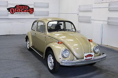 1974 Volkswagen Beetle - Classic Body Int Good 1.6L 4spd manual 1974 Gold Body Int Good 1.6L 4spd manual!