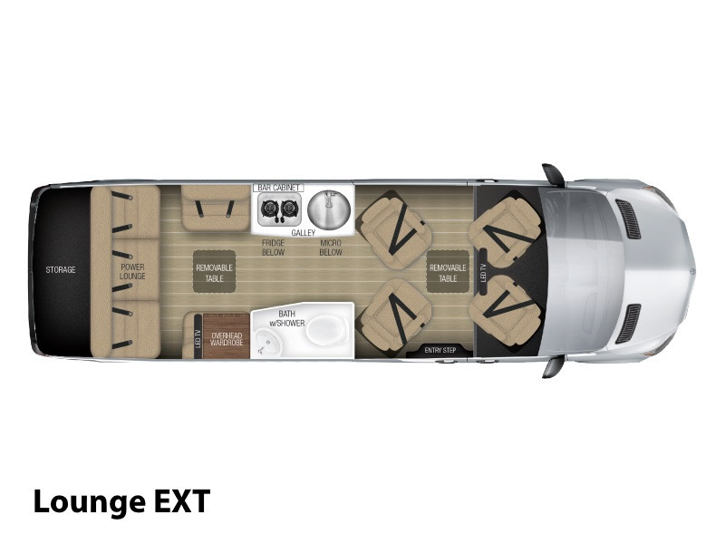 2017 Airstream Tommy Bahama  Special Edition Touring