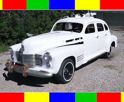 1941 Cadillac Series 61 1941 VINTAGE CADILLAC SERIES MODEL 61 ENGINE 500ci MOTOR Muscle Car Hot Rod