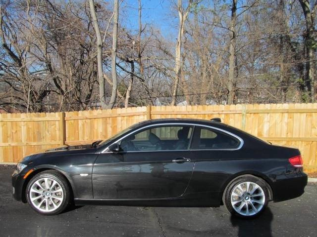 2008 BMW 3 Series 335xi AWD 2dr Coupe