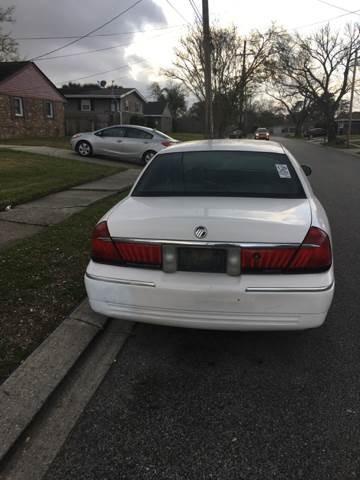 2002 Mercury Grand Marquis LS Premium 4dr Sedan