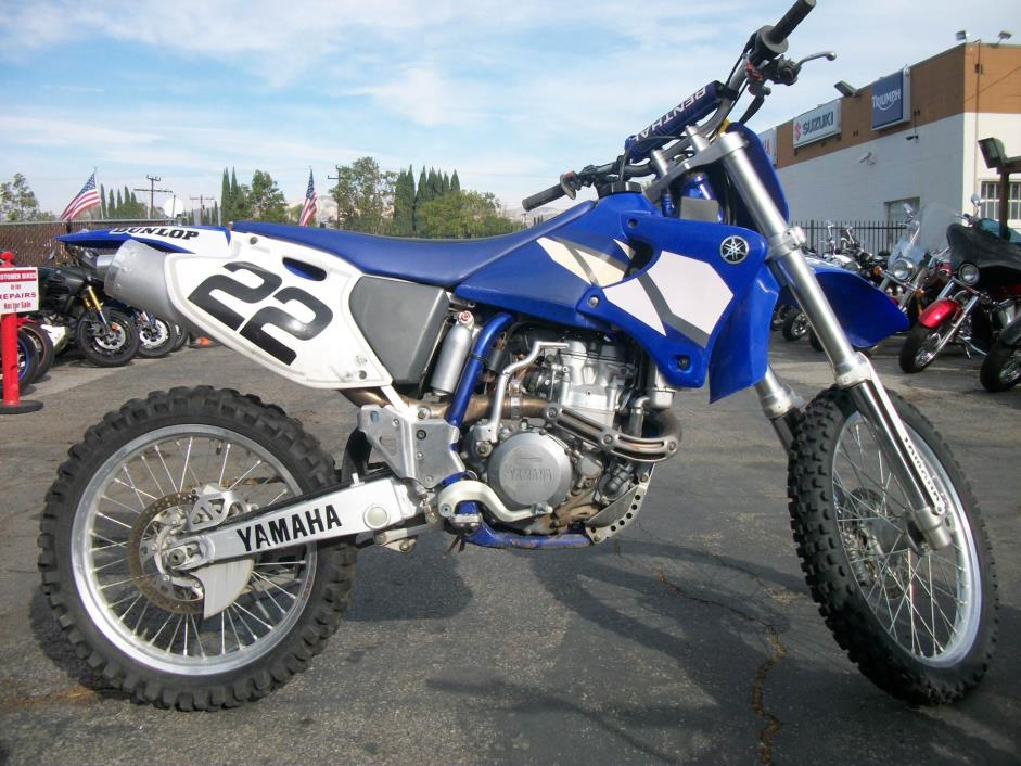 yamaha yz 426 motorcycles for sale in california