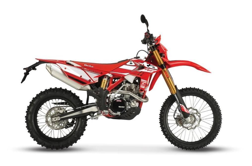 2017 Beta Motorcycles 500 RR-S