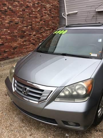 2008 Honda Odyssey EX-L 4dr Mini Van