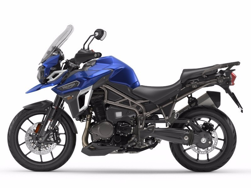 2017 Triumph Tiger Explorer XRX Low