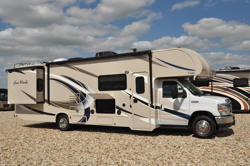 2017 Thor Motor Coach Four Winds 31L W/3 Cam Rapid Camp 15K