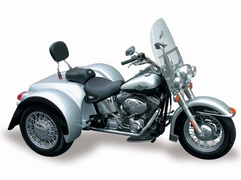 2017 Champion Sidecars And Trikes Harley Davidson Trikes Softail