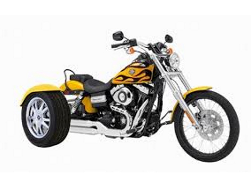 2017 Champion Sidecars And Trikes Harley Davidson Open Body Dyna