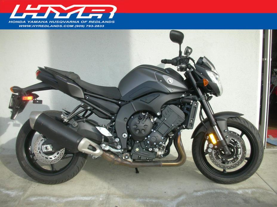Yamaha fz8 motorcycles for sale in redlands california for Yamaha fz8 for sale