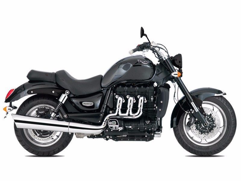 2017 Triumph Rocket III Touring ABS