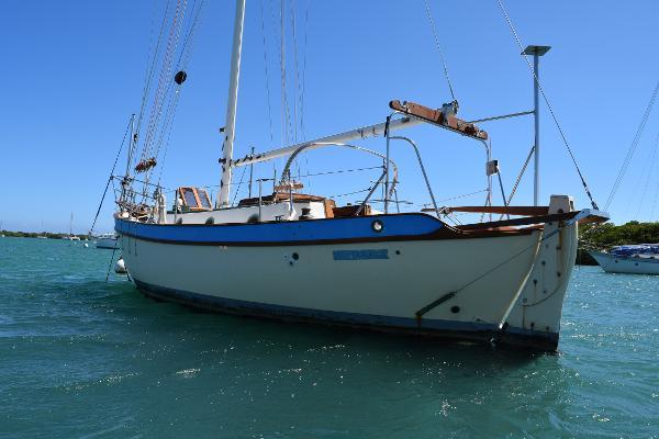 1976 Westsail 32