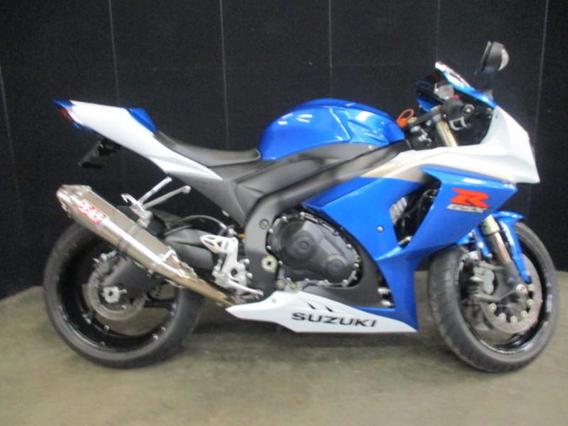 2009 Suzuki GSX-R 1000