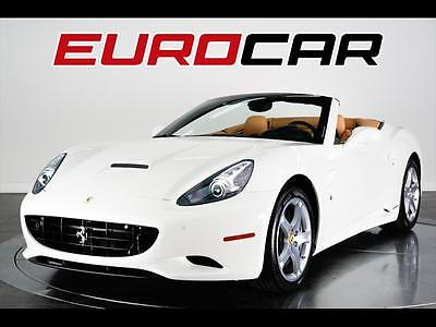 2014 Ferrari California  Ferrari California Automatic 2-Door Convertible, CERAMIC BRAKES, STUNNING