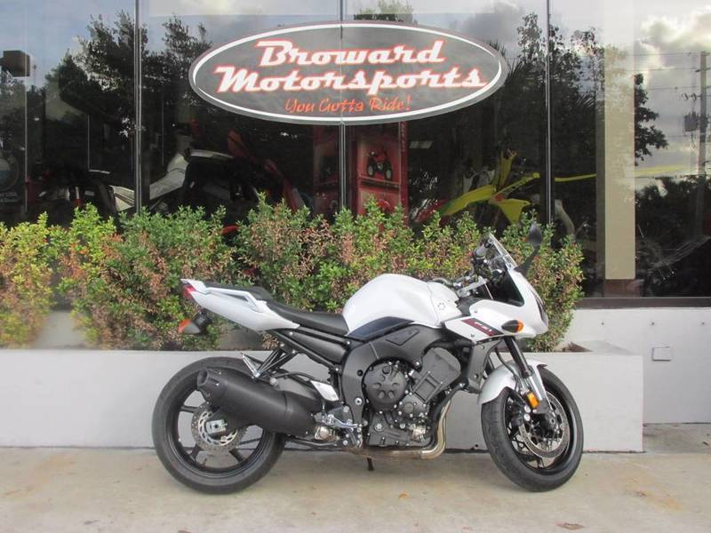 Yamaha fz1 motorcycles for sale in west palm beach florida for Yamaha motorcycle for sale florida