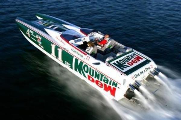 2007 Eliminator 28 Daytona ICC