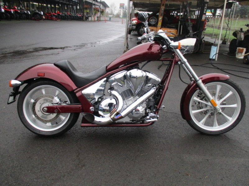 2010 Honda Fury Chopper Motorcycles for sale