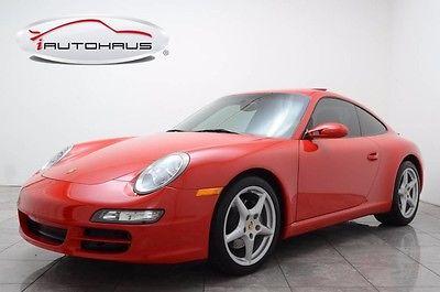 2006 Porsche 911 997 SPORT EXHAUST XENON'S BOSE COUPE