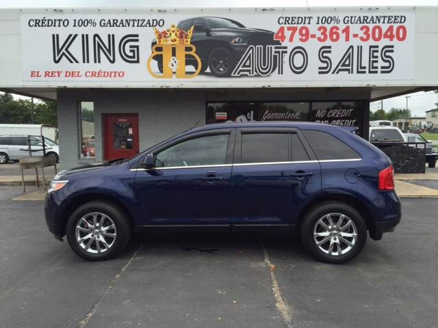 2011 Ford Edge Limited AWD 4dr SUV