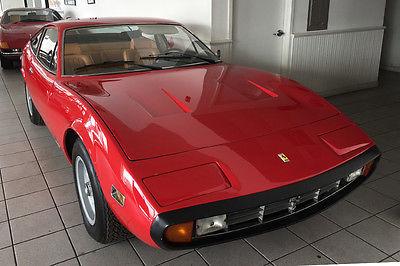 1972 Ferrari Other 365 GTC/4 1972 Ferrari 365 GTC/4
