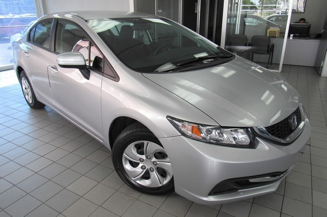 Honda cars for sale in chicago illinois for Honda civic for sale in chicago