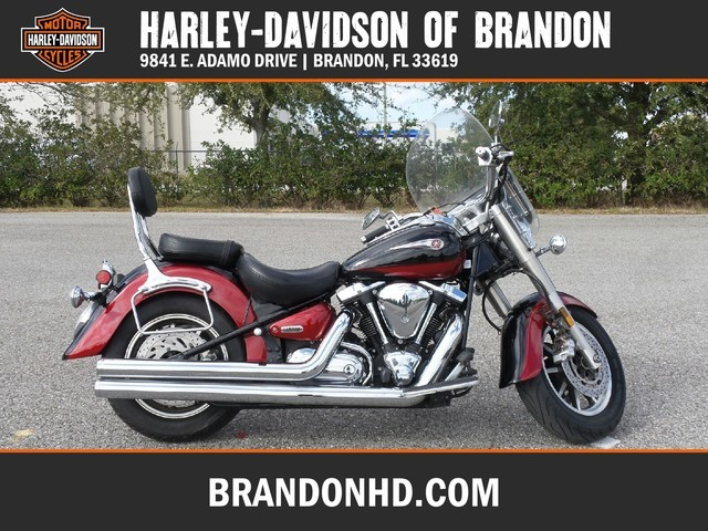 Yamaha road star motorcycles for sale in tampa florida for Yamaha motorcycle for sale florida