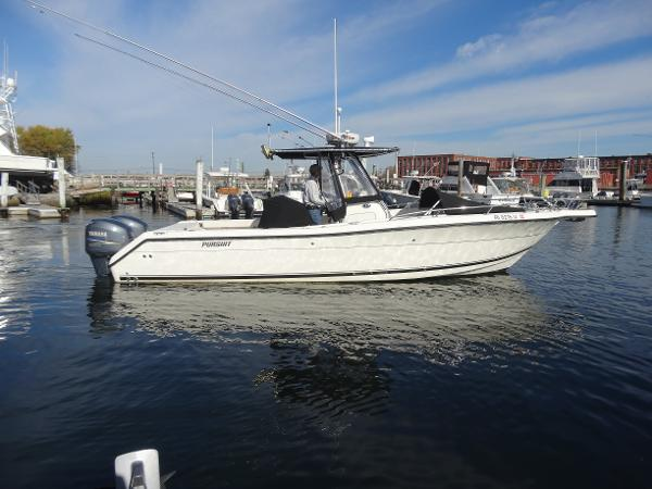 2007 Pursuit 280 Center Console