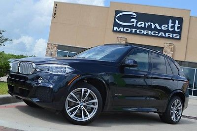 2016 BMW X5 xDrive50i Sport Utility 4-Door 2016 BMW X5 5.OI * $89K NEW * HUGE OPTION LIST * PRISTINE COND * MUST SEE