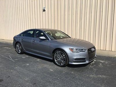 2016 Audi A6 Premium Plus SUPERCHARGED Loaded Google Maps 2016 Audi A6 QUATTRO SuperCharged 3.0 PREMIUM PLUS Only 15,000 Miles NEW LOADED