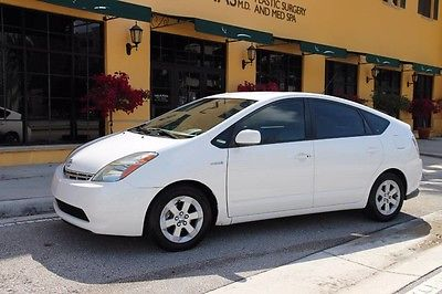 2007 Toyota Prius  2007 Toyota Prius PKG 3 Backup Cam Keyless Start Bluetooth 1 Owner FL Car