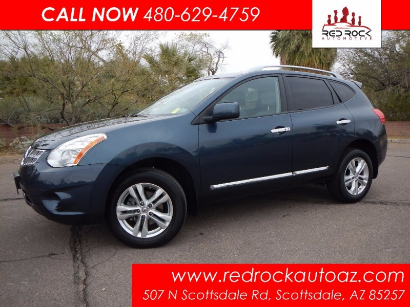 2012 Nissan Rogue SV 38K Miles Backup Camera Aux Port Power Seat