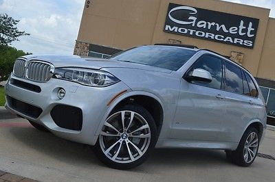 2016 BMW X5 xDrive50i Sport Utility 4-Door 2016 BMW X5 XDRIVE 5.0! TV/DVD PKG * M SPORT * $89K NEW! LOTS OF OPTIONS! LOOK!
