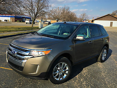 2013 Ford Edge SEL Sport Utility 4-Door 2013 Ford Edge SEL Sport Utility 4-Door 3.5L Low Mileage Loaded Navi Cam Sensors