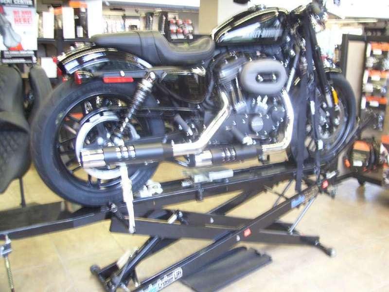 Hydraulic Lift Motorcycle Trailer : Hydraulic motorcycle lift motorcycles for sale