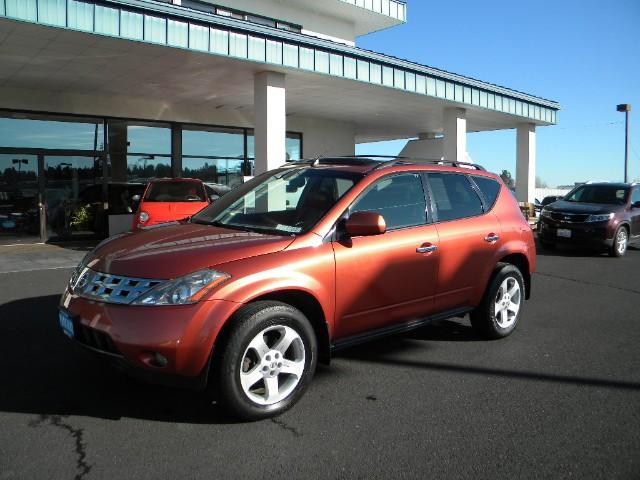 2005 Nissan Murano SE AWD