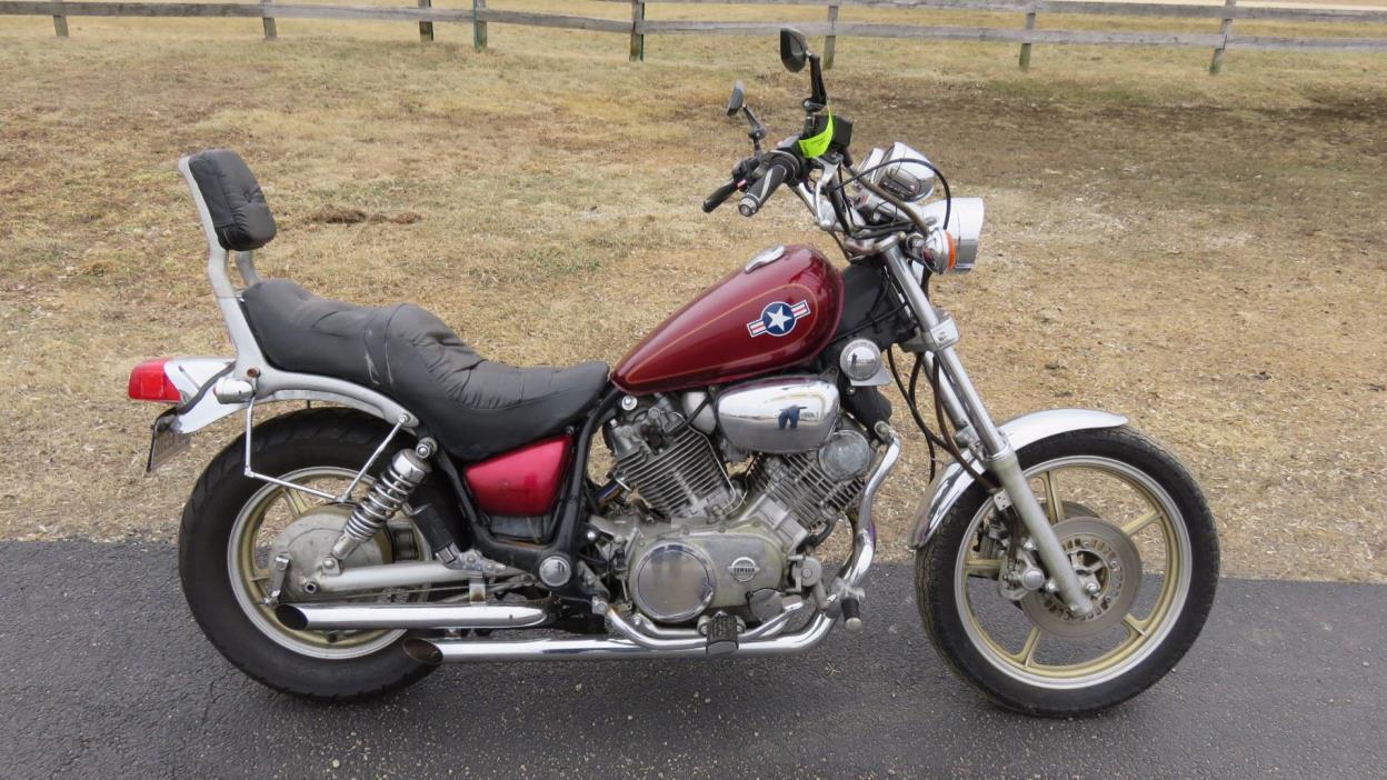 1985 yamaha virago 700 motorcycles for sale for Yamaha 700 motorcycle