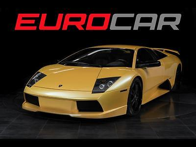 2004 Lamborghini Murcielago Base Coupe 2-Door Lamborghini Murcielago LP640 LOOK, OVER $100K DONE BY PLATINUM MOTORSPORTS
