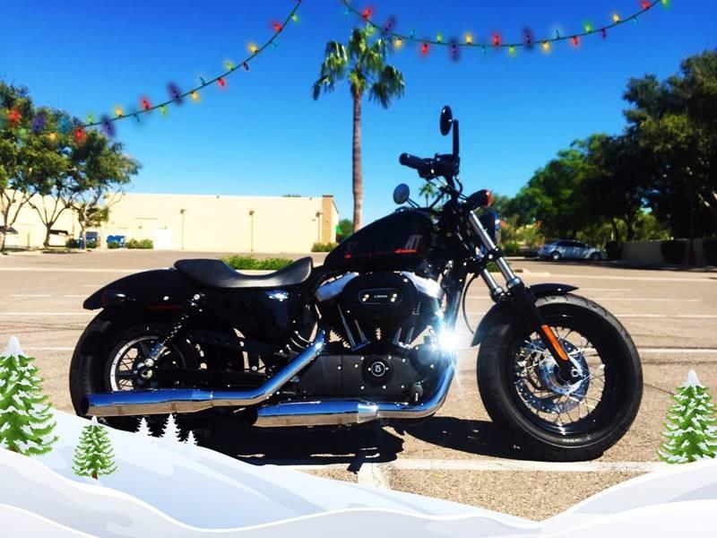 2014 Harley-Davidson XL1200X Sportster 48