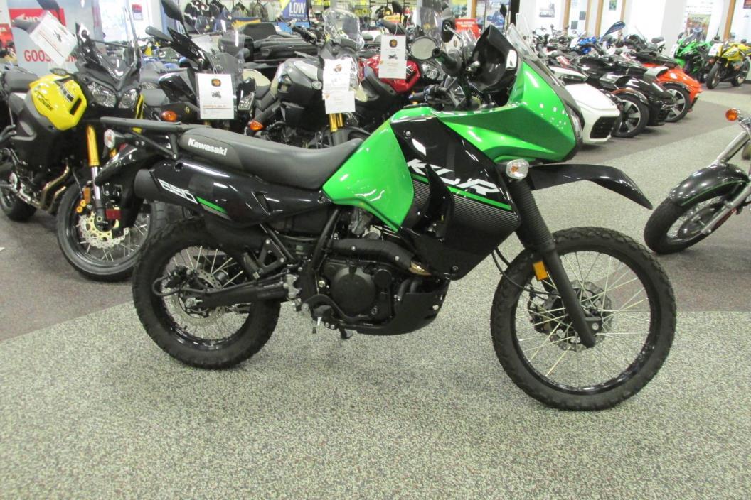 2015  Kawasaki  KLR™650