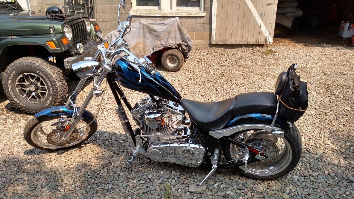 2005 Big Dog Motorcycles K9